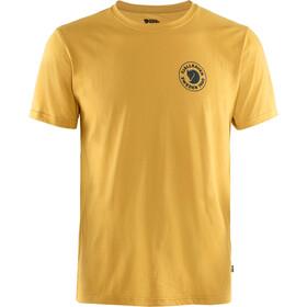 Fjällräven 1960 Logo T-shirt Herrer, ochre